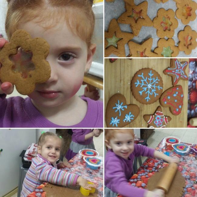 עוגיות ג'ינג'ר. צילום: אירה מלאך