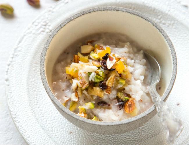 אורז בחלב קוקוס. צילום: לימור תירוש