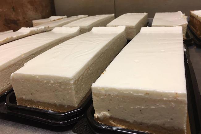 עוגת גבינה אפויה, לה פטיט