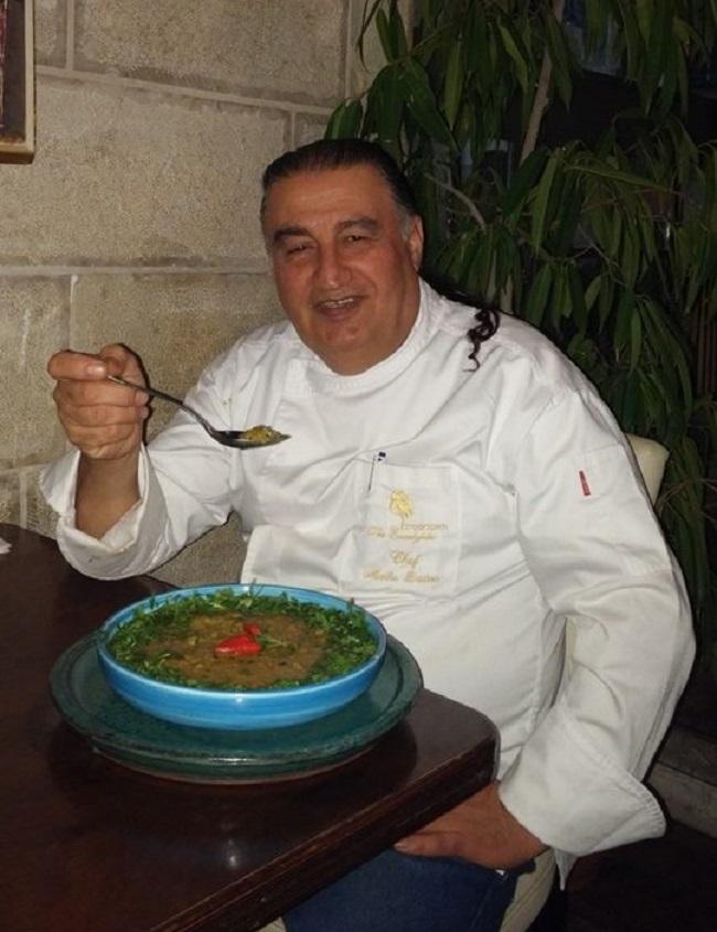 Basson and Lentil Soup 650 5