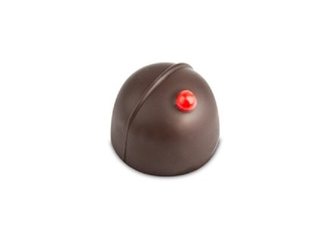 """הפרלין הפיקנטי """"פימנט"""" של דסקלידס – תענוג קטן של שוקולד מריר בשילוב צ'ילי (צילום: דסקלידס)"""