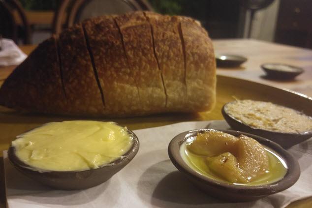הלחם של סנטה רוזה (צילום: יערה די סגני)