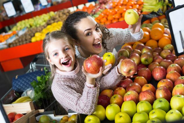 כמו שהאמריקאים אומרים - an apple a day keeps the doctor away (צילום: שאטרסטוק)
