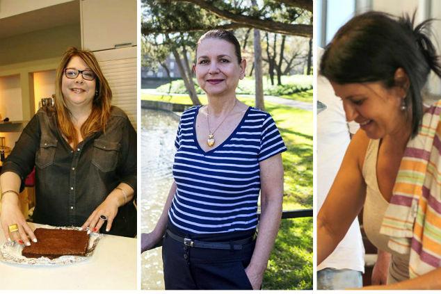 3 המנטוריות: פאני רוטשטיין, דנית סלומון ודורית טל-אור – פשוט מבשלות