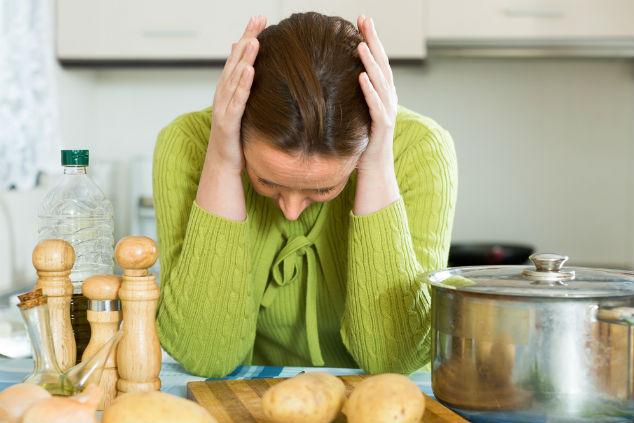 די ללחץ במטבח (צילום: שאטרסטוק)