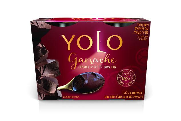 יולו גנאש - טעם של שוקולטרי צרפתית