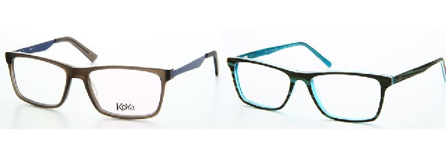 משקפיים צבעוניים: אקססורי שאפשר להתפרע איתו (צילום: אופטיקנה)