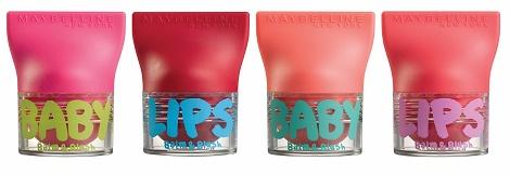 מייבלין ניו יורק בייבי ליפס מחיר מיוחד להשקה  19.90 שח צילום יחצ חול (14...