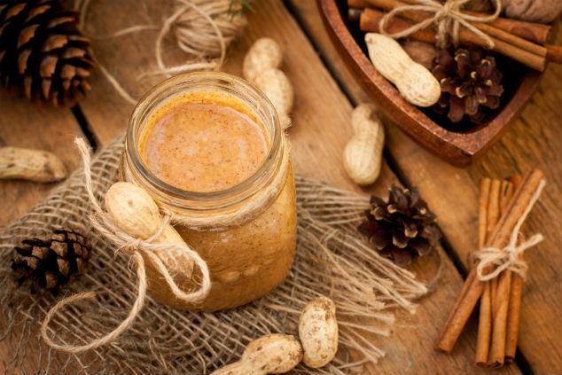 חמאת בוטנים ביתית – מעדן בריאות (צילום: שאטרסטוק)