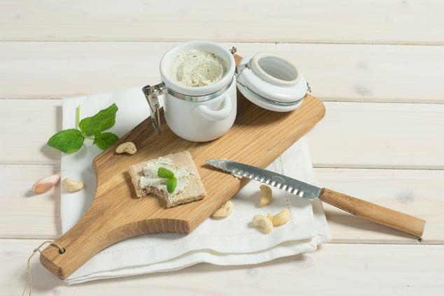 ממרח קשיו – בעל מרקם נהדר של גבינה (צילום: שאטרסטוק)