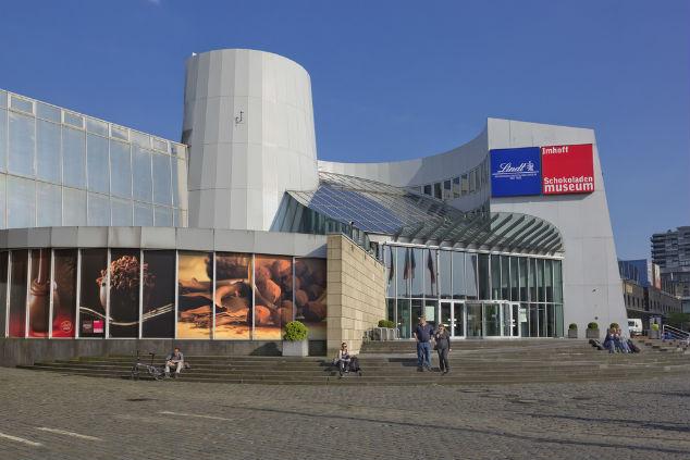 מוזיאון השוקולד בקלן, גרמניה – בין הטובים בעולם (צילום: שאטרסטוק)