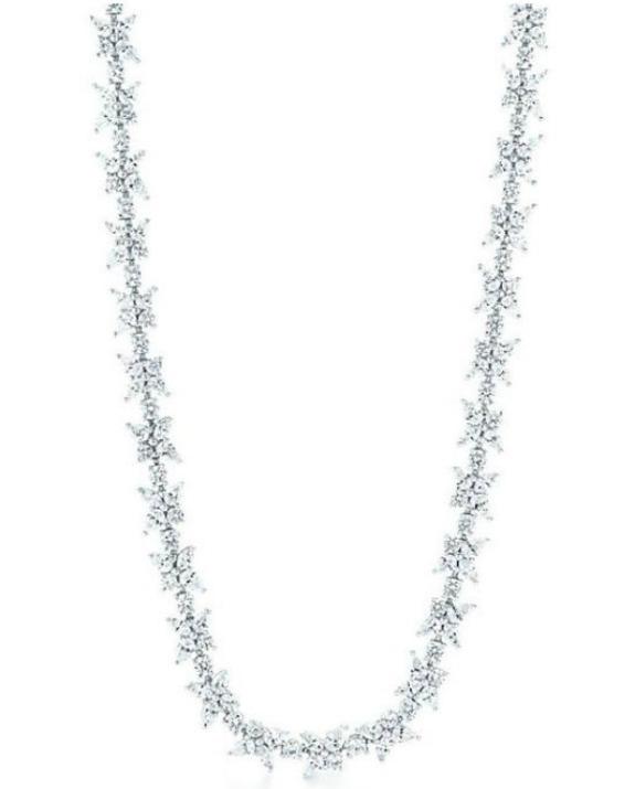 שרשרת יהלומים ג'יי לו