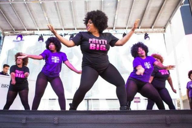 רקדניות שחורות