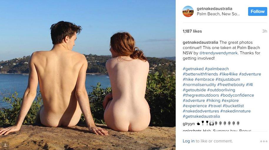 אוסטרליה מתפשטת צמד חמד
