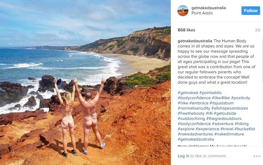 אוסטרליה מתפשטת חולות חומים