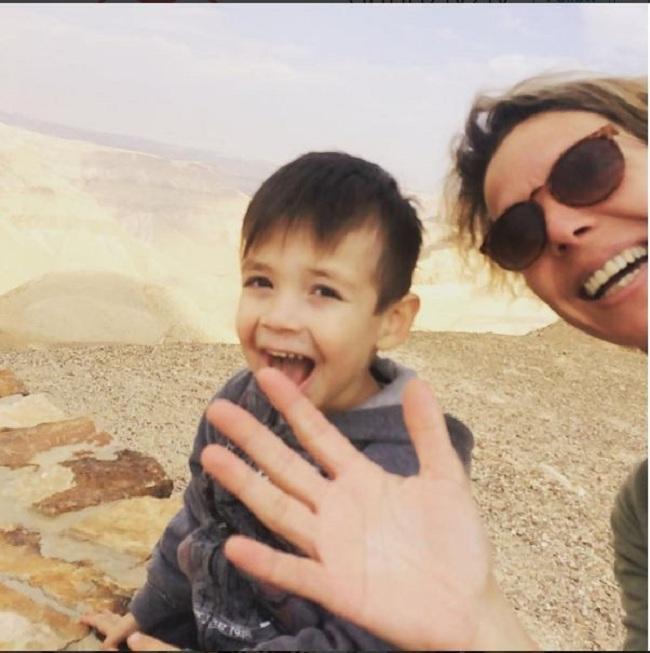 איליי ואני (צילום: דנה זיו)