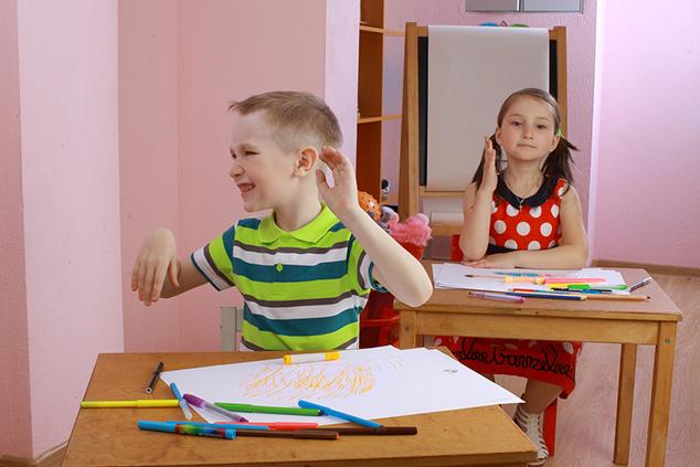 ילד מתקשה להתרכז בכיתה (צילום: שאטרסטוק)