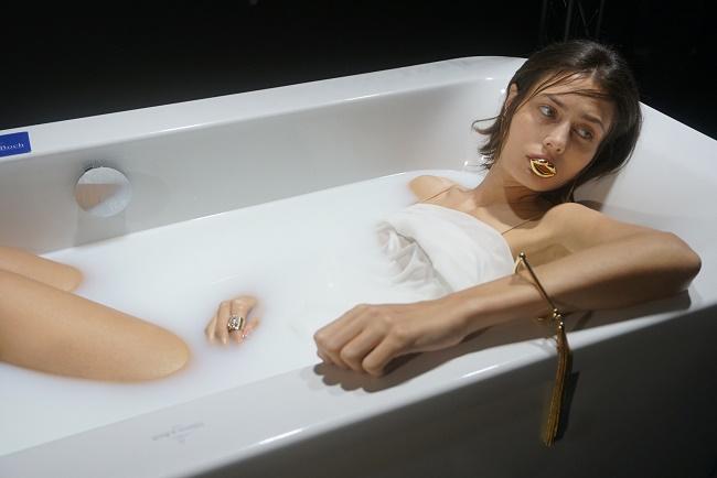 קרן וולף - מיצג בשבוע האופנה צילום אבי ולדמן (173)