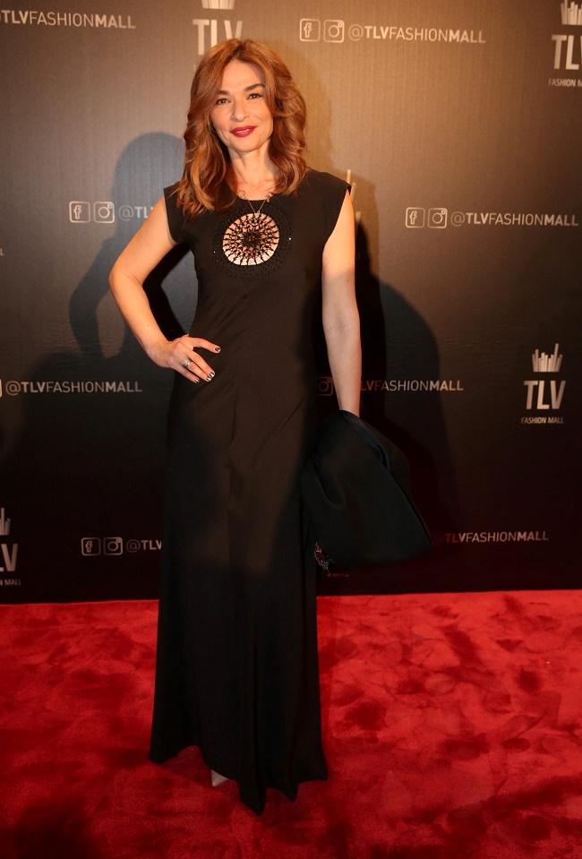 אורנה דץ, באירוע פתיחת שבוע האופנה גינדי תל אביב 2017  צילום אלירן אביטל...