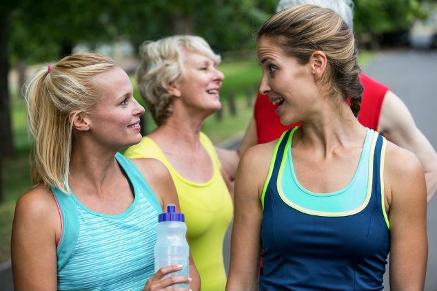 לכל אישה סיבה משלה, סיבה לרוץ איתה (צילום: שאטרסטוק)