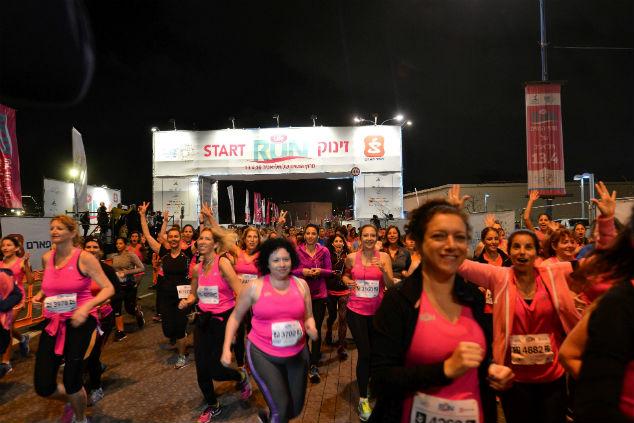 מרוץ הנשים הגדול בישראל, life RUN, הוא חגיגת ניצחון, אישי ונשי (צילום יחצ)