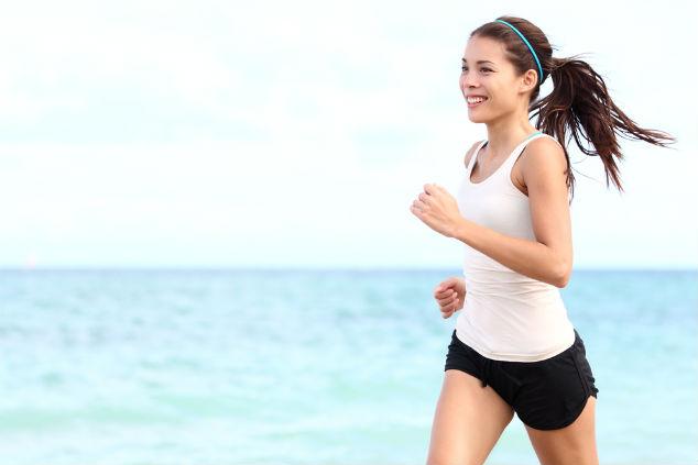 לכל אישה יש את הסיבות שלה לרוץ (צילום: שאטרסטוק)