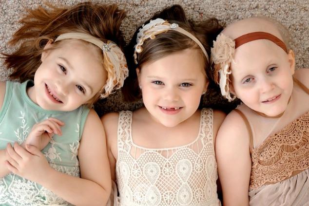 ילדות שהביסו סרטן
