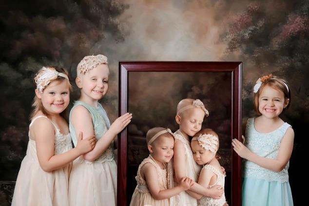 הילדות שניצחו סרטן