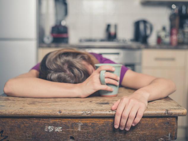 לפעמים הקפה פשוט לא מספיק (צילום: שאטרסטוק)