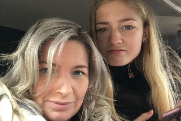 אם ובתה