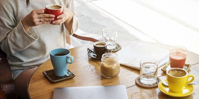 צריכת קפאין יכולה להקל על כאבי הראש (צילום: Shutterstock)