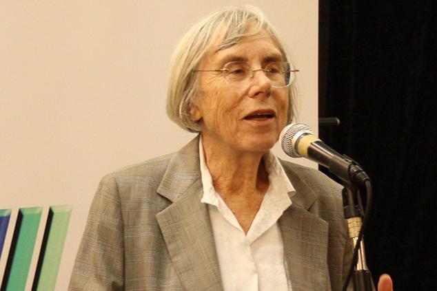 השופטת בדימוס דליה דורנר (צילום: דודי לוי מוויקיפדיה העברית)