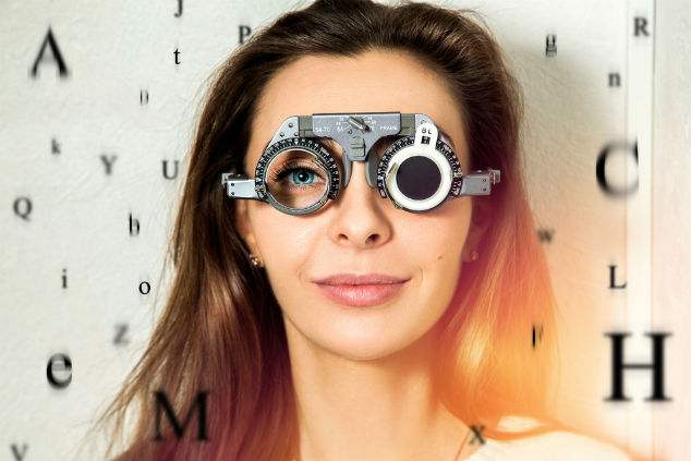 מומלץ לערוך בדיקת עיניים שנתית אצל רופא עיניים (צילום: שאטרסטוק)