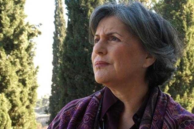 רות חשין (צילום: ענת ספרן, הקרן החדשה לירושלים)