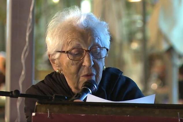 פרופסור אליס שלוי (צילום מסך מיוטיוב)