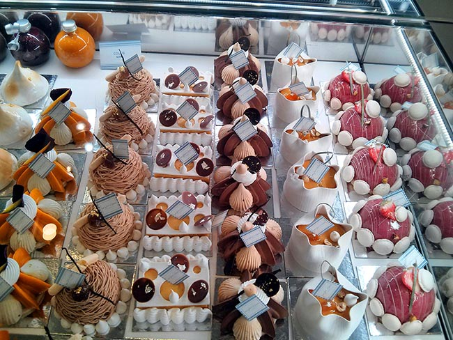 הכל גלידה. Une Glace a Paris. צילום: דנית סלומון