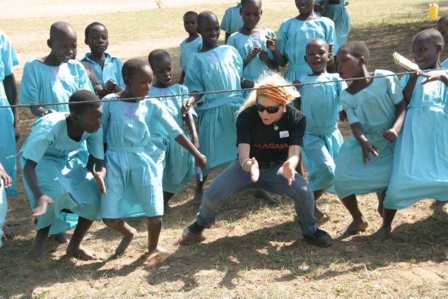 אפריקה מדגדגת לי נורא (צילום: אריק אמיתי)