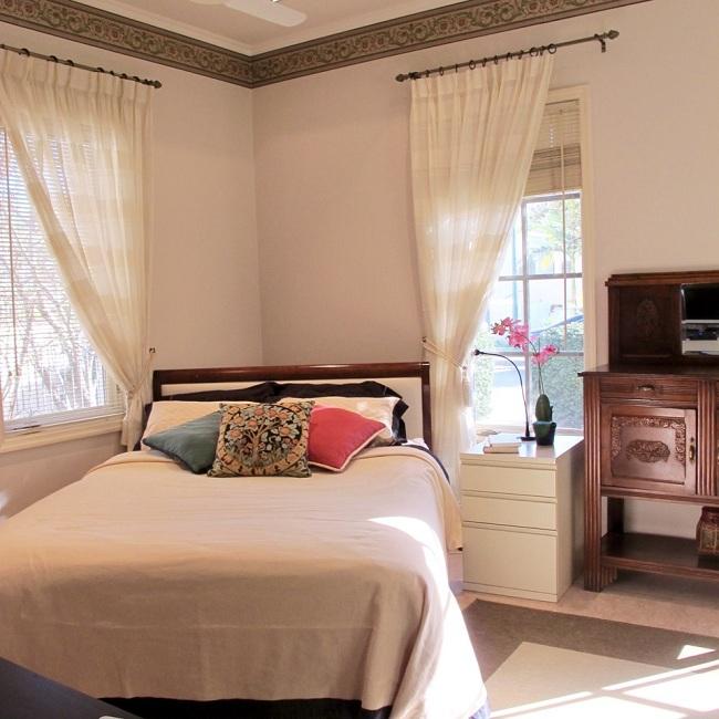 כך התגרשתי מבעלי, והרווחתי חדר שינה מהמם (צילום: אן קליינברג)
