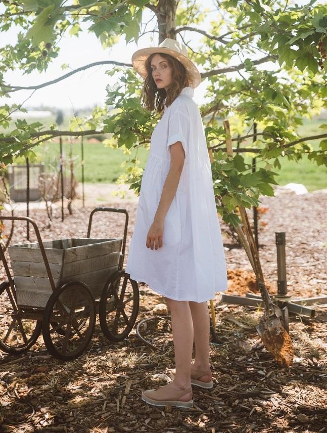 שמלת רוקוקו של Twotone תימכר ב- 680 שקל במקום 850 שקל צילום רותם לבל