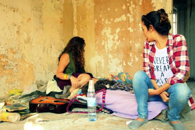 צעירים חסרי בית