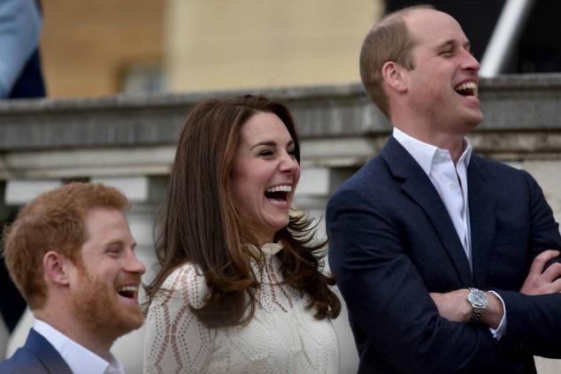 קייט מידלטון והנסיכים