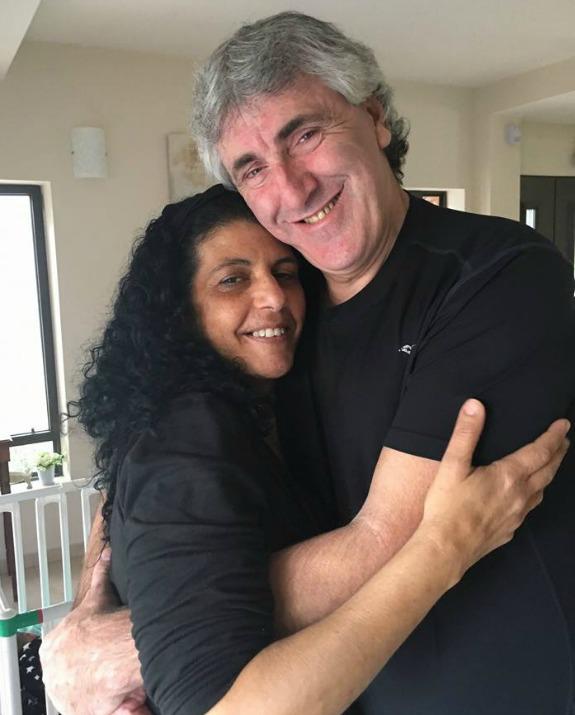 רננה ובעלה