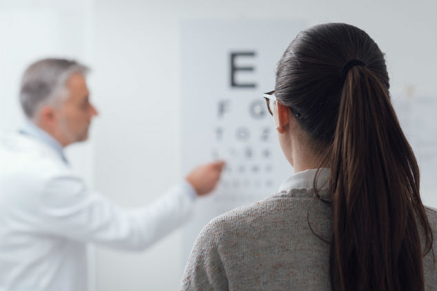 אל תוותרי על בדיקה קבועה כחלק מהשמירה על בריאות העין (צילום: שאטרסטוק)