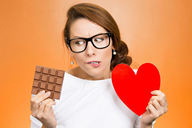 להקדיש מחשבה ולא לאכול סוכר באופן אוטומטי זה הסוד (צילום: שאטרסטוק)