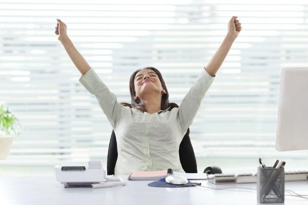 האושר שלך במקום העבודה לא תלוי רק בהנהלה, אלא גם בך (צילום: שאטרסטוק)