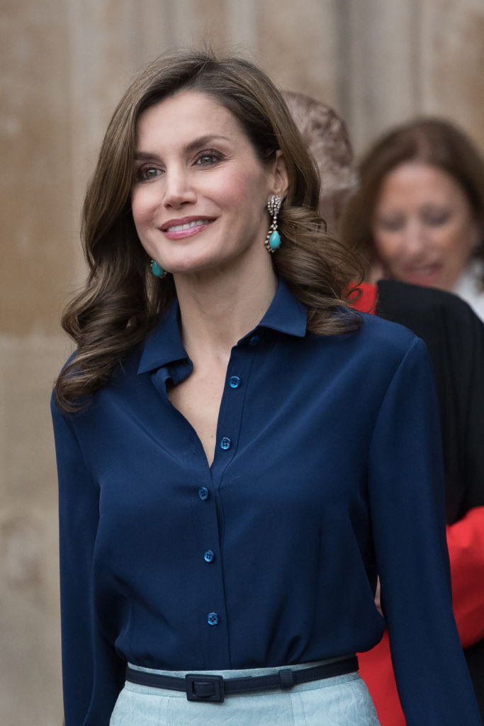 State Visit Of The King And Queen Of Spain - Day 2