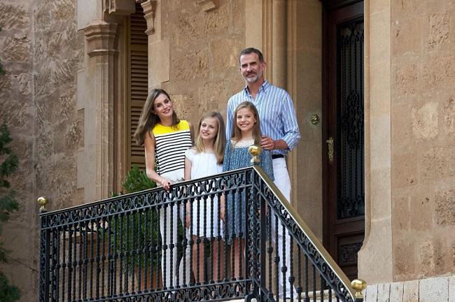 Spanish Royals Summer Photocall in Palma de Mallorca