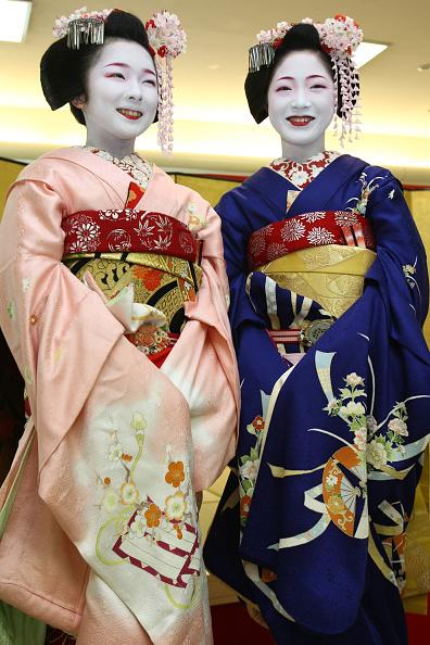 Maiko Of Kyoto