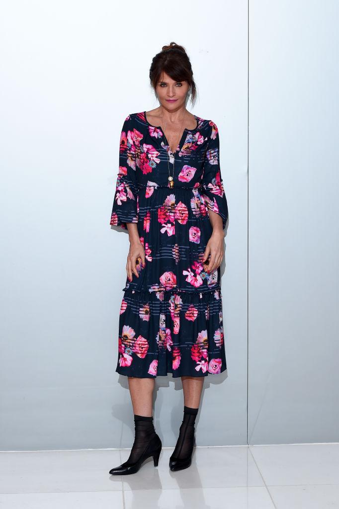 Debenhams Hosts Summer 17 Salon Show With Global Supermodel Helena Christensen