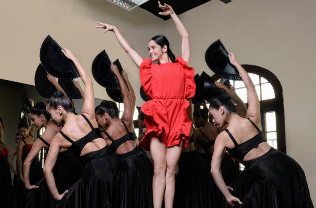 קובה רקדנית